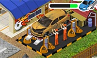 Garage Tycoon Course