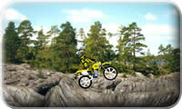Dirt Bike 2 Course