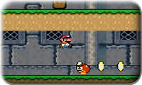 Mario Star Catcher 2 Action