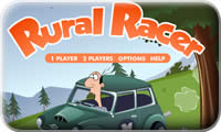 Rural Racer Course