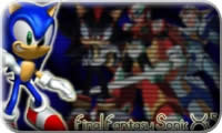 Final Fantasy Sonic Action