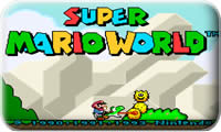 Super Mario World Flash Action